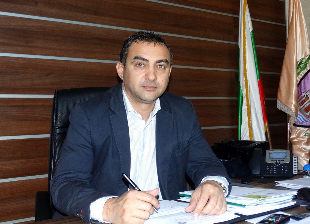 Иван Грънчаров, председател на УС на МИГ Луковит-Роман